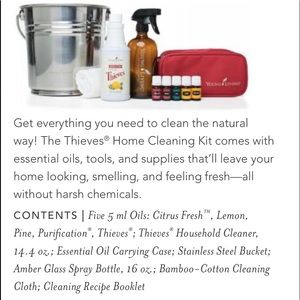 Thieves All in One Kit - Young Living